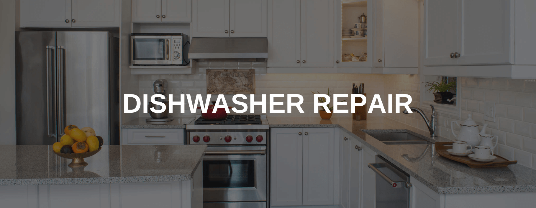 dishwasher repair sterling heights