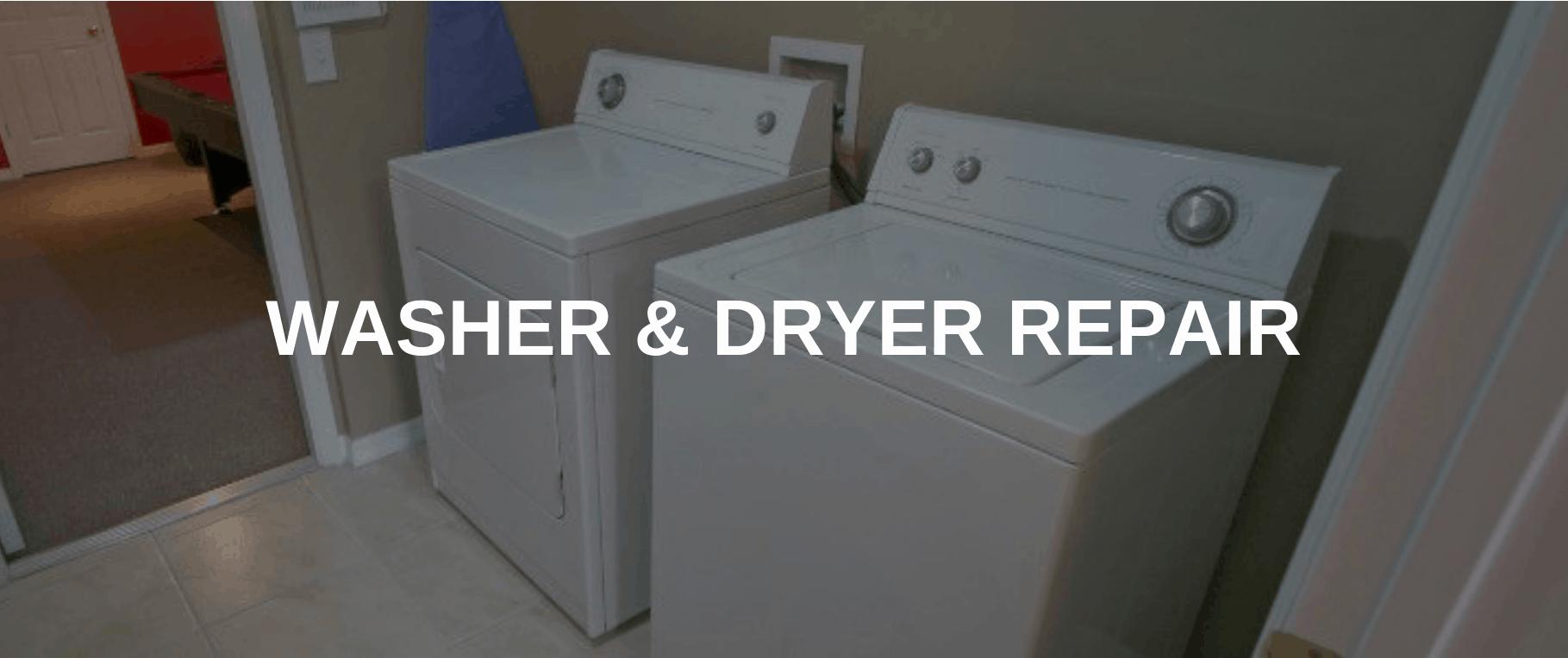 washing machine repair sterling heights